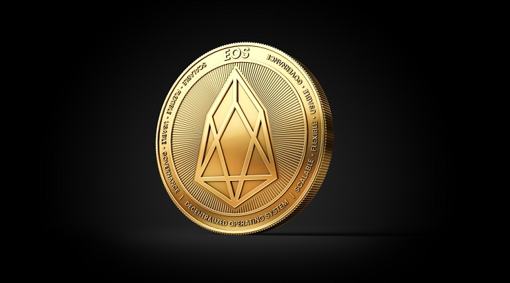 EOS coin large - ایاس (EOS) چیست؟