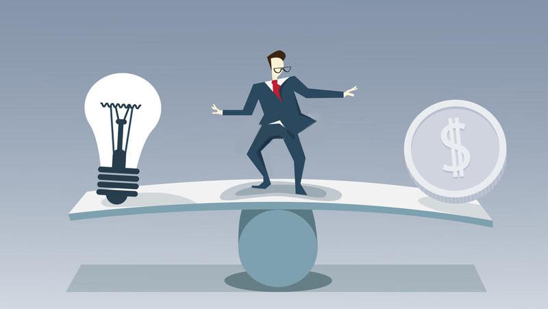 ریسک پذیری - مدیریت احساسات و ریسک در معاملات ارز دیجیتال !