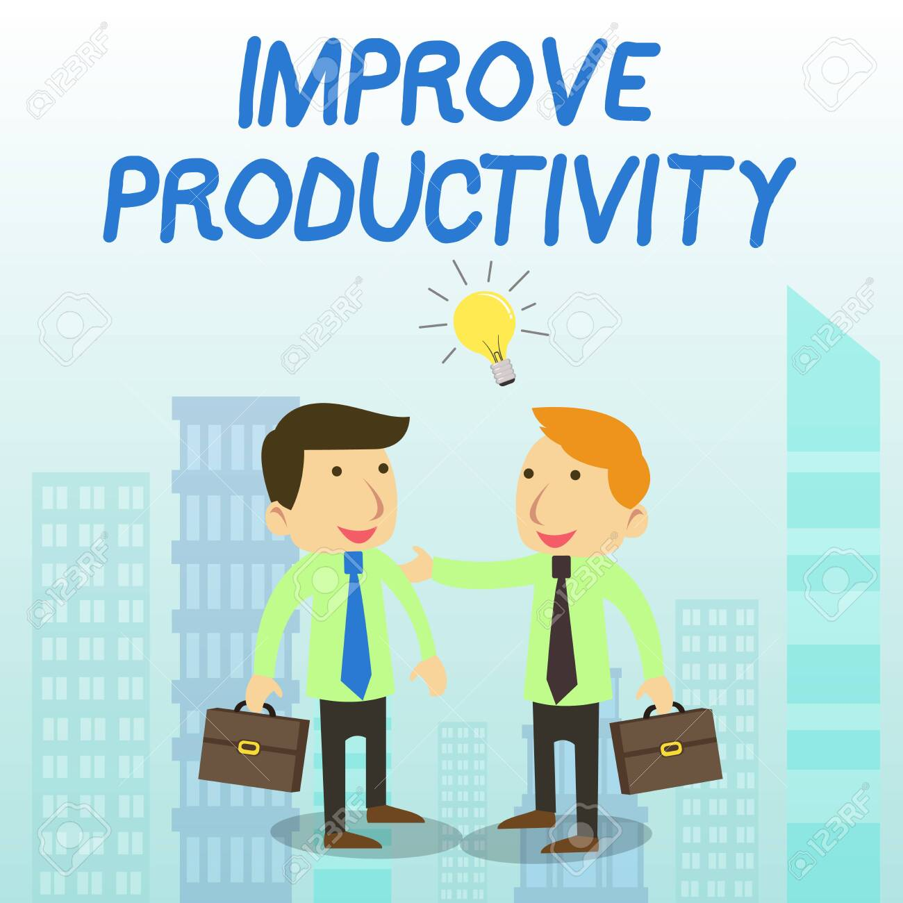 125272453 word writing text improve productivity business photo showcasing to increase the machine and process - راه حل هایی جهت افزایش بهره وری در کسب و کار