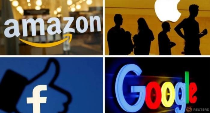 شهادت مدیرعاملان - شهادت مدیر عاملان آلفابت ، آمازون ، اپل و فیس بوک در مقابل کنگره در اواخر ماه ژوئیه