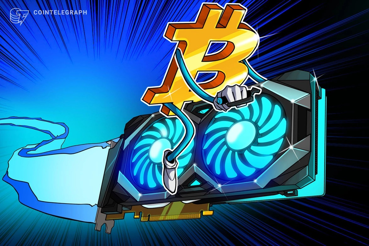 Bitcoin - هش ریت بیتکوین به بالاترین نرخ خود رسید!