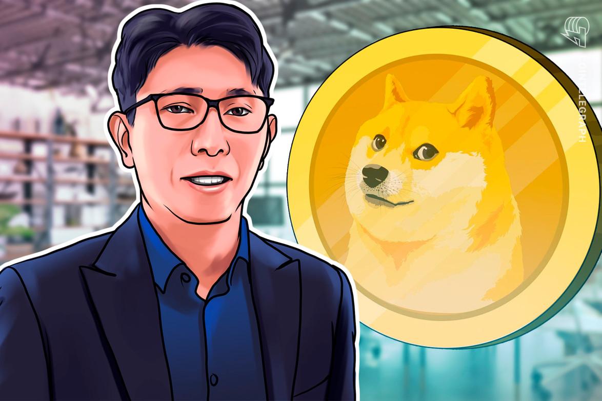 "Dogecoin 1 - جی هائو: ""دوج کوین یک شوخی نیست!"""