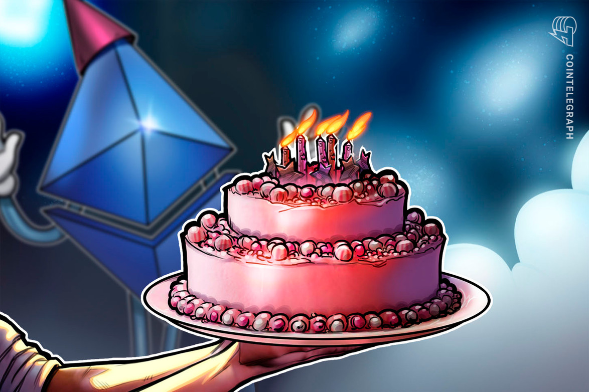 Ether 1 - نگاهی به یک سفر 5 ساله: اتریوم از بدو تولد تا امروز!
