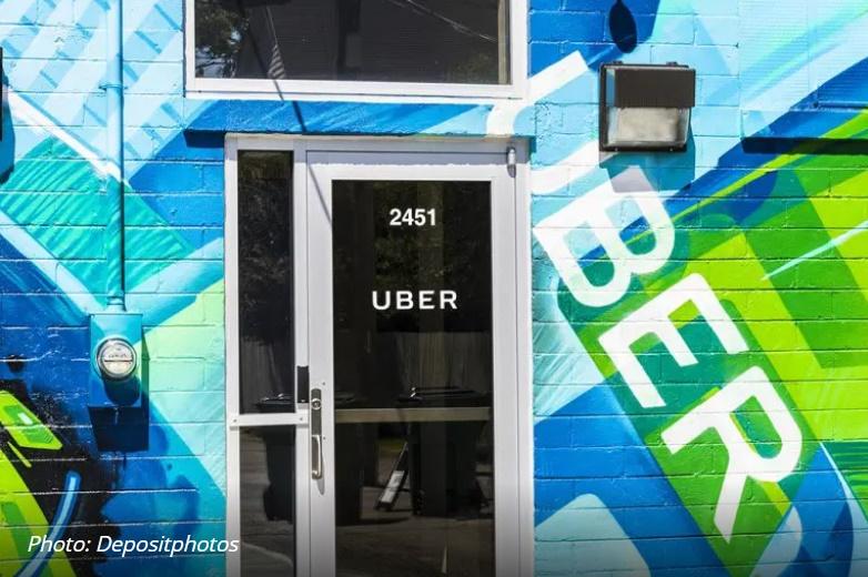 اوبر - کاهش 2.65 درصدی سهام Uber