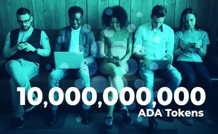 کاردانو 5 - اکنون بیش از ۱۰,۰۰۰,۰۰۰,۰۰۰ توکن ADA توسط کاربران کاردانو استیک شده است!