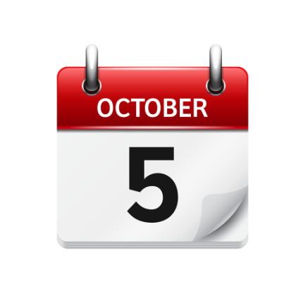 5 october - رویداد های کریپتو و بلاکچین 14 مهر (5 اکتبر)