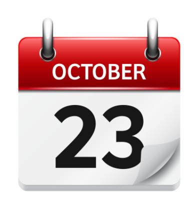 23-اکتبر