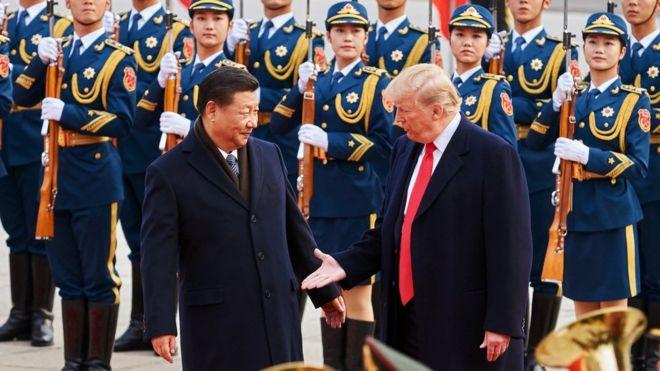 China - مذاکرات چین و آمریکا پیرامون فاز نخست توافقنامه ی تجاری!