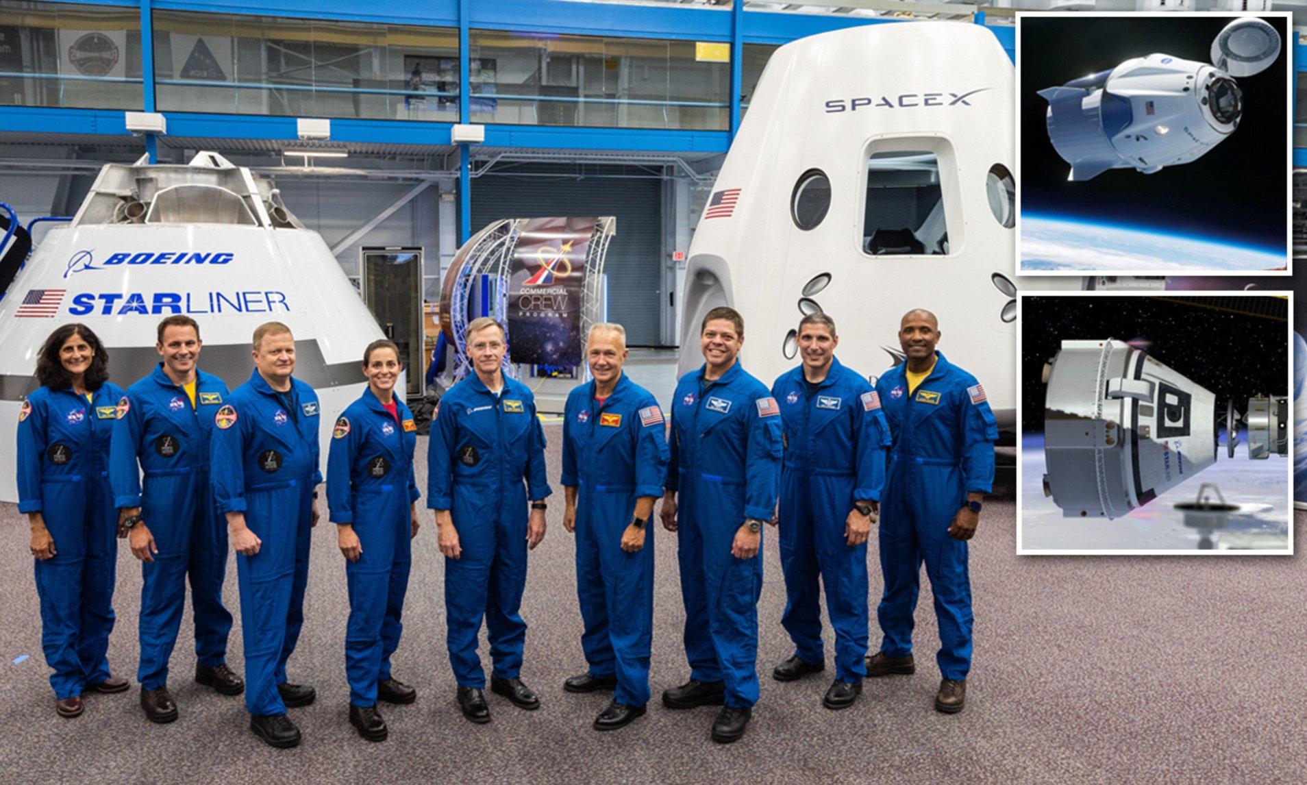 Starliner - بوئینگ امیدوار است فضاپیمای Starliner را بار دیگر آزمایش کند!