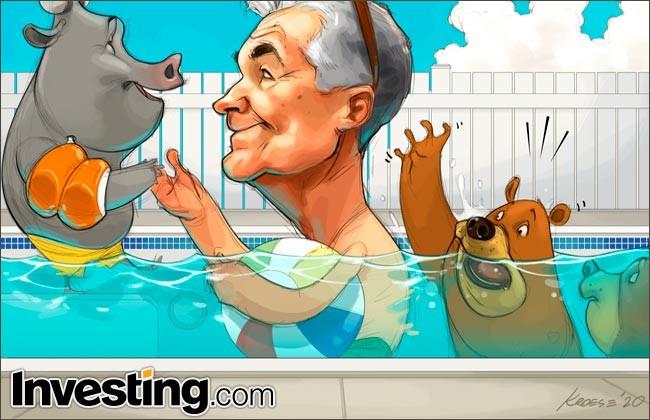 WeeklyComic 800x533 L 1596280101 - طنز هفتگی: محرکهای فدرال به بازگشت قدرتمند سهام به بالاترین میزان خود کمک میکنند!
