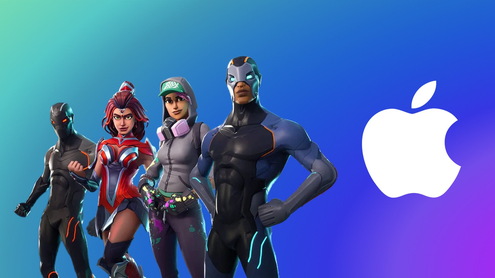 fortnite apple - Apple حساب توسعه دهنده ی Epic Games  را می بندد!