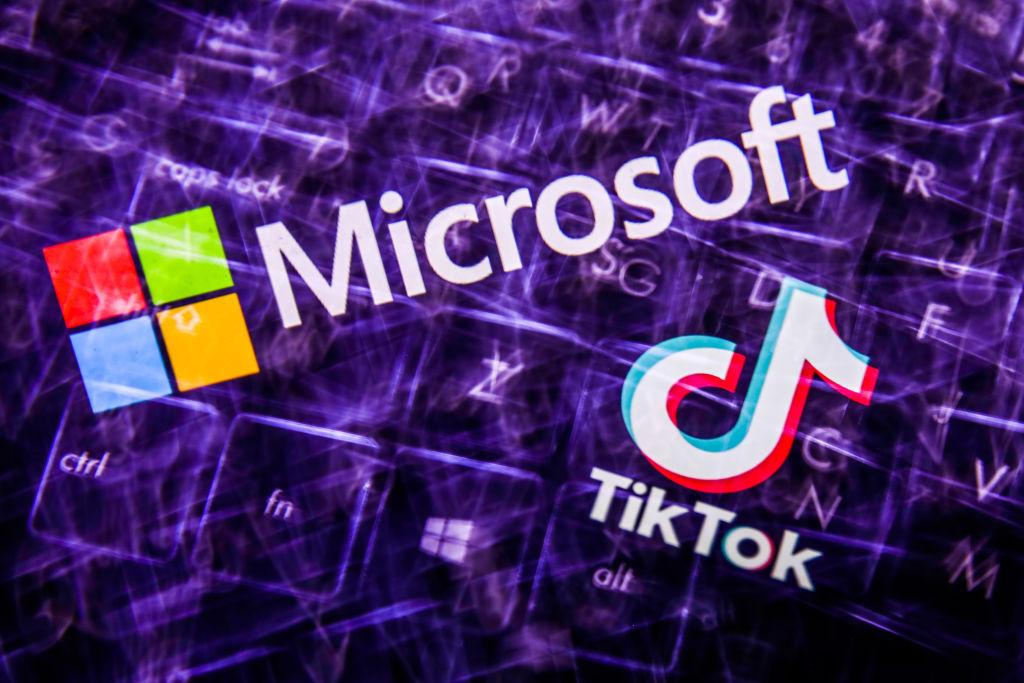 microsoft tiktok - مایکروسافت قصد دارد کل شرکت TikTok را بخرد!