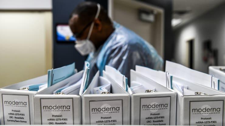 moderna - کمپانی Moderna از نتایج امیدوارکننده واکسن کروناویروس در بیماران مسن خبر داد