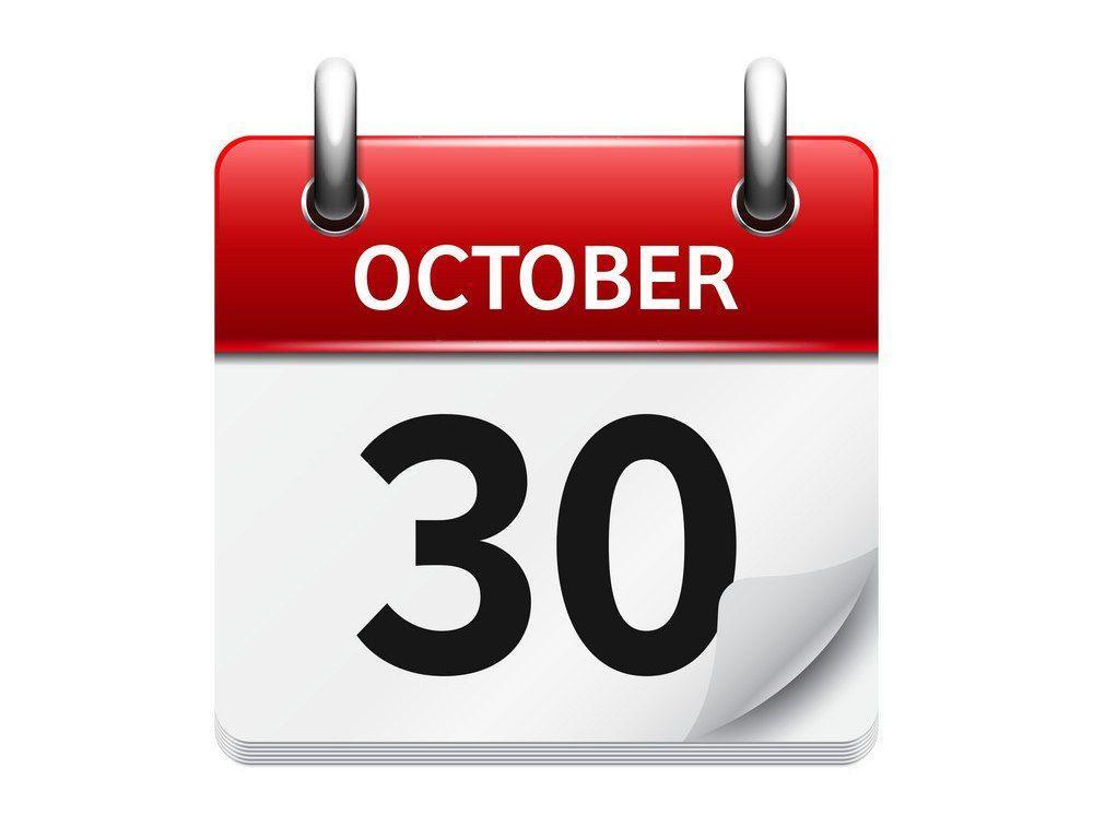 30-اکتبر