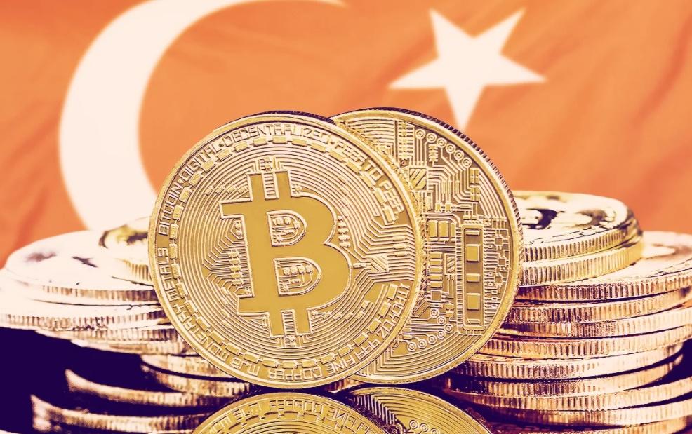 ترکیه - ترکیه، پادشاه بلامنازع ارزهای رمزنگاری شده در خاورمیانه