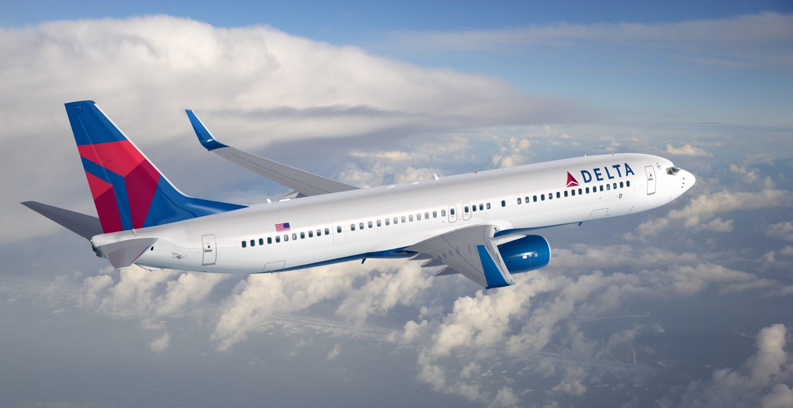 سهام دلتا کرونا scaled - رشد سهام کمپانی دلتا ایرلاینز (DAL) در پی افزایش تقاضا برای سفرهای داخلی در ایالات متحده