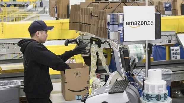 Amazon - استخدام 100 هزار نیروی کار جدید در Amazon