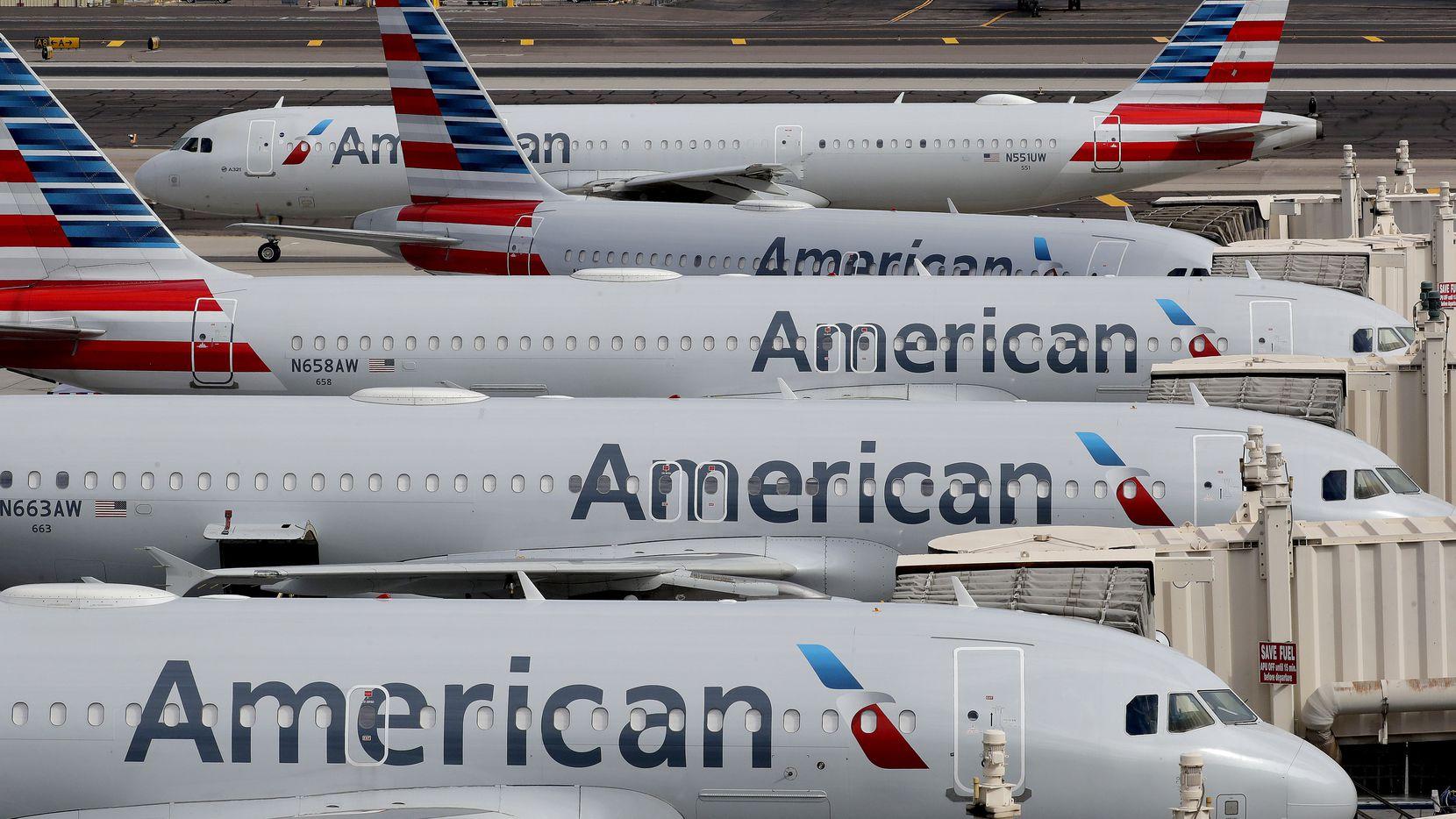 American - افزایش 2.8 درصدی سهام American Airlines در روز جمعه