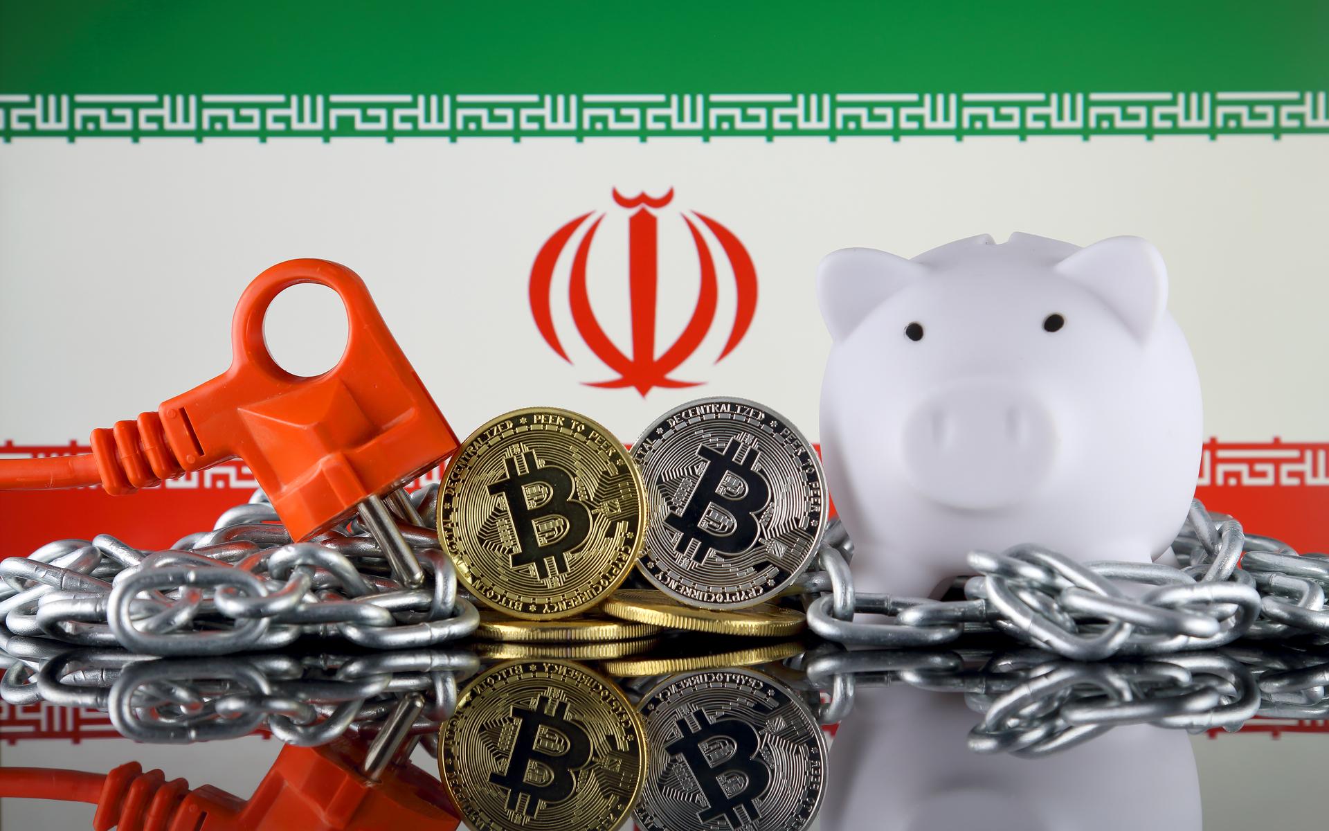 BTC mining - در پی ورود دولت ایران به صنعت ماینینگ، هش ریت بیت کوین افزایش یافت