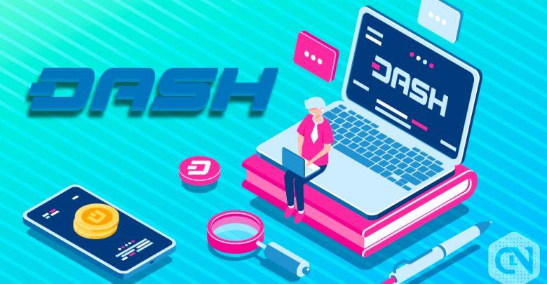 Dash Cryptonewsz - تحلیل قیمت DASH: بعد از آخرین به روز رسانی، DASH به دنبال 80 دلار است!