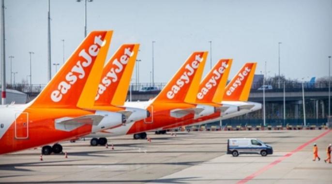 EasyJet - شرکت هواپیمایی EasyJet در سه ماههی چهارم سال ظرفیت پرواز خود را کاهش میدهد