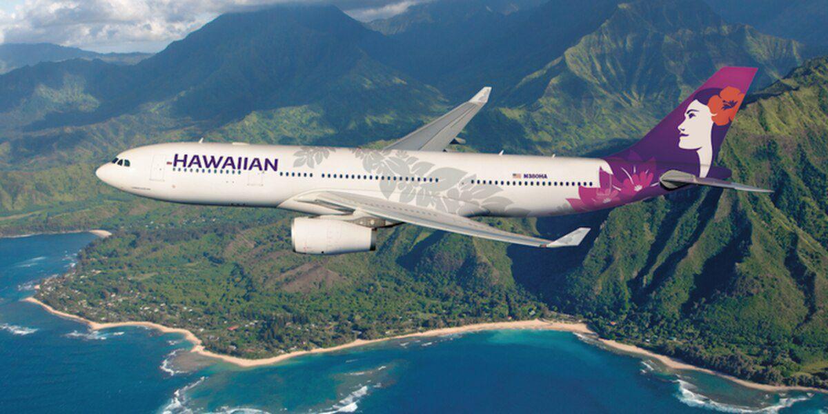 H Airlines - افزایش سهام Hawaiian Airlines پس از اعلام طرح تست کرونا
