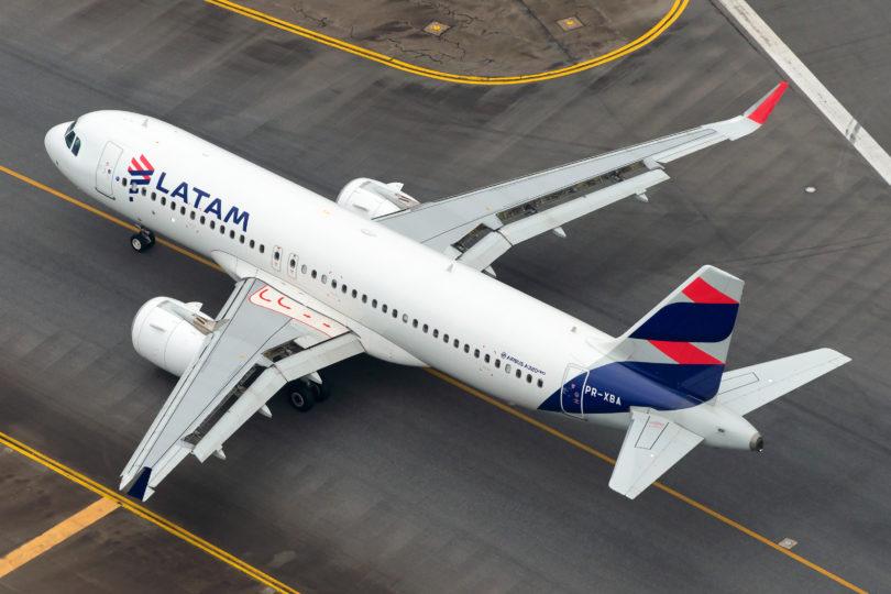 Latam Airlines - درخواست وام 2.4 میلیارد دلاری LATAM Airlines رد شد