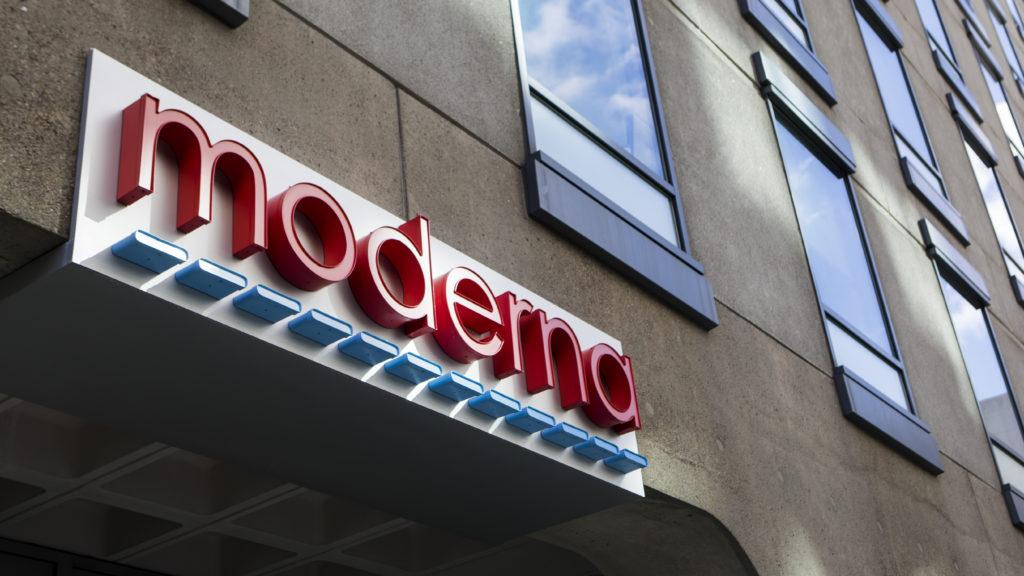 STAT Moderna - Moderna اولین شعبه ی غیر آمریکایی خود را در سوئیس تاسیس می کند