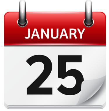 25-ژانویه