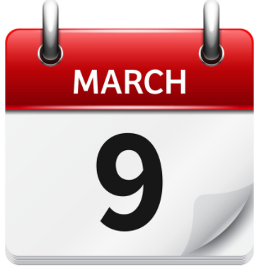 9-مارچ