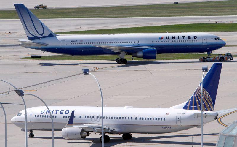United Airlines - کاهش 16370 شغل در شرکت  United Airlines