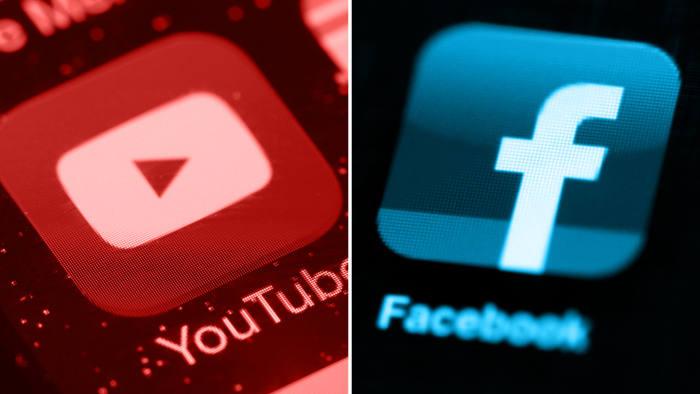 facebook Youtube - گسترش اقدامات  Youtube و  Facebook برای مقابله با محتوای نفرت انگیز