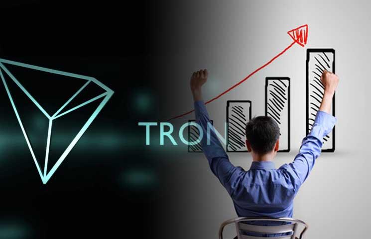 tron - تحلیل تکنیکال Tron چهارشنبه (12 شهریور)