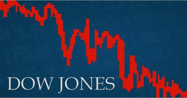 داو جونز - افت سهامهای مایکروسافت و آمریکن اکسپرس، دلیل اصلی کاهش ۴۰۰ واحدی داوجونز است