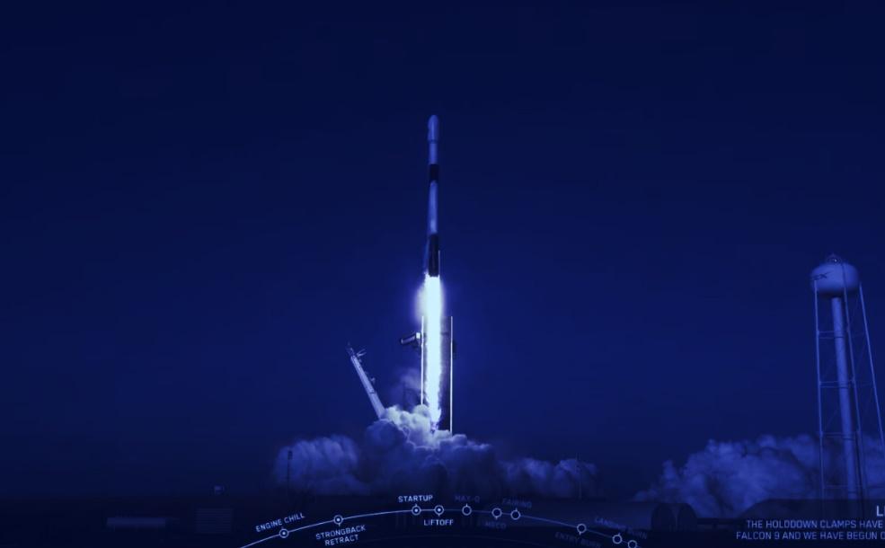 ستلایت ایلان ماسک - با پرتاب ماهواره های جدید، پروژه SpaceX به اجرای نسخه بتای عمومی نزدیک می شود