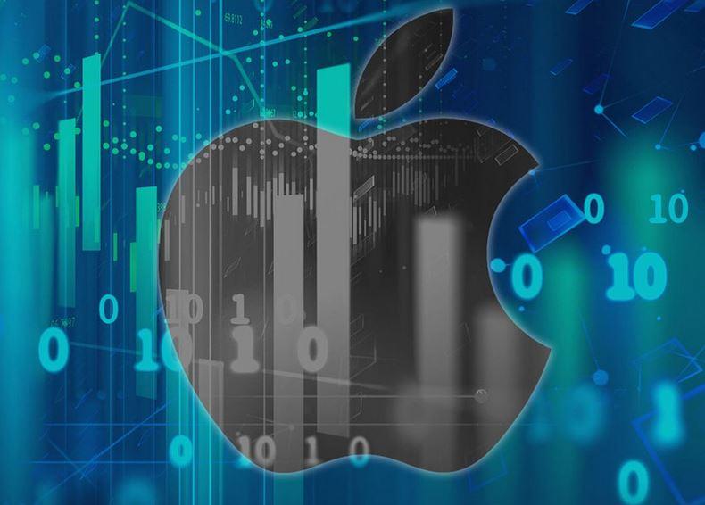 سهام اپل داوجونز 3 - بررسی عملکرد سهام کمپانی اپل در آخرین روز معاملات