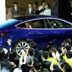 سهام تسلا چین 150x150 - تسلا قیمت خودروی مدل ۳ ساخت چین خود را ۸٪ کاهش داد!