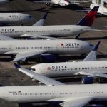 سهام دلتا کانادا 150x150 - طرح همکاری هواپیمایی دلتا با کمپانی وست جت کانادا