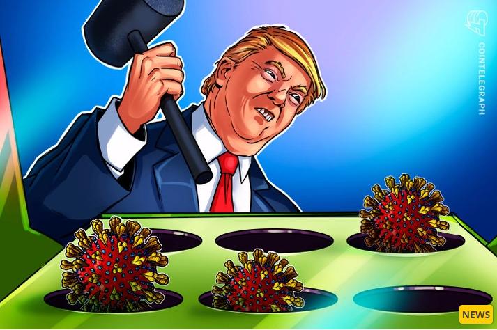 2020 10 04 03 48 21 Prediction market doubts Trump will complete first term after COVID 19 diagnosis - آیا دونالد ترامپ دوره اول ریاست جمهوری خود را به اتمام میرساند؟!