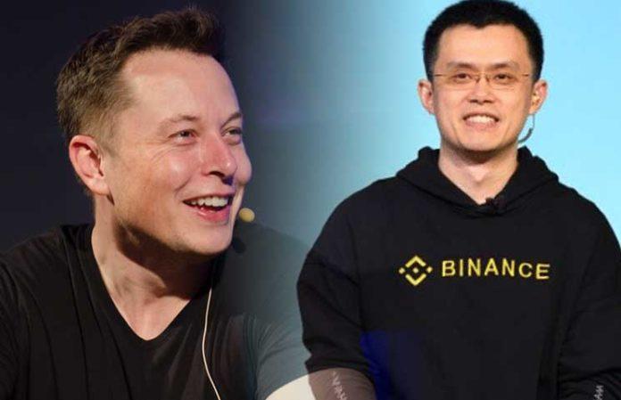 Binance CEO Requests Elon Musk to Trade a Tesla for Bitcoin as Pomp Chimes in to Send Him More BTC 696x449 1 - چانگ پنگ ژائو، مدیر عامل صرافی بایننس، از تسلا برای خریداری بیت کوین دعوت به عمل آورد