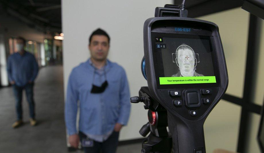 NOKIA - فناوری جدید Nokia برای تشخیص عفونت ناشی از کووید 19!