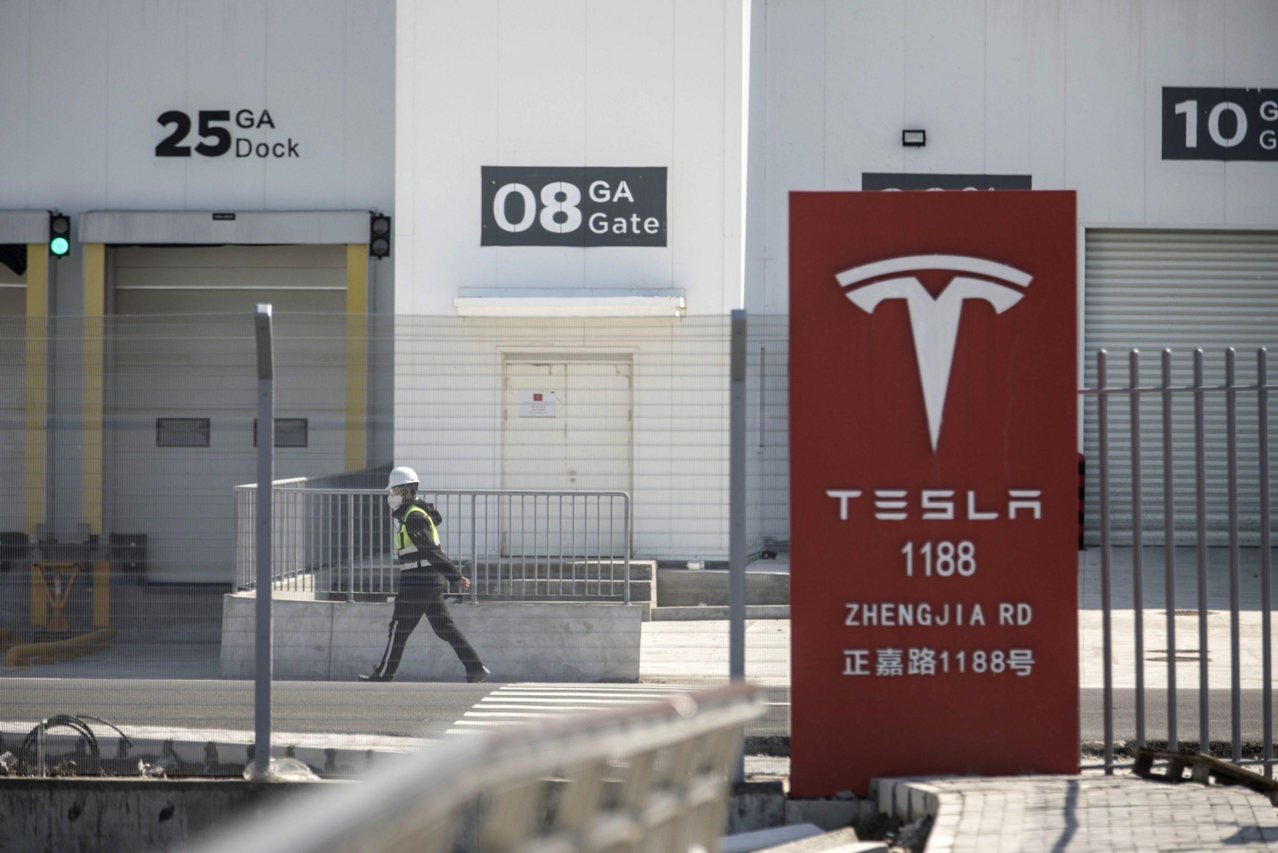 TESLA 1 scaled - استخدام نیروهای جدید در کارخانه ی Tesla مستقر در چین!