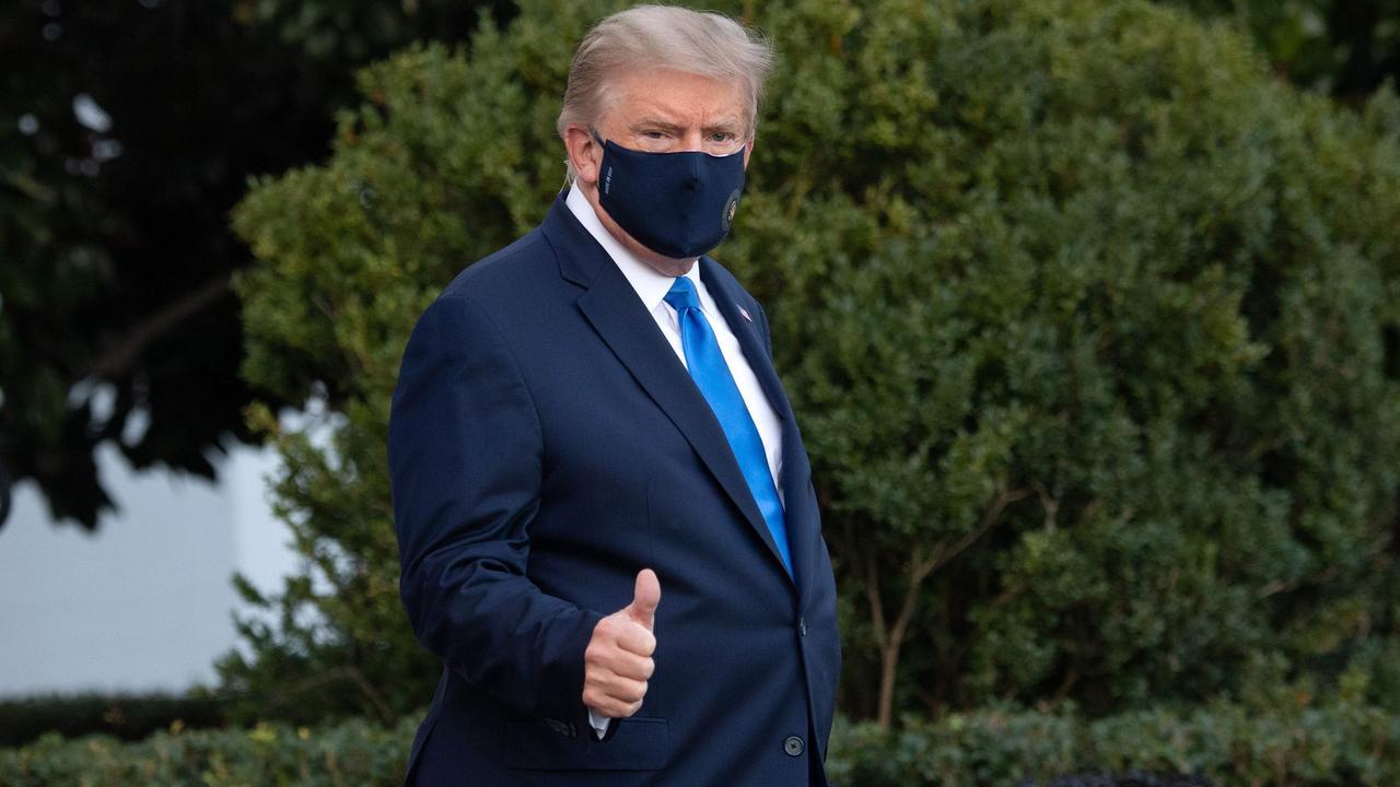 Trump 1 - تیم معالج دونالد ترامپ: حال رئیس جمهور کاملا خوب است!