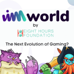 VIMworld 8hour Foundation 1 150x150 - بنیاد 8Hours چیست و چگونه به تکامل صنعت گیمینگ کمک می کند؟