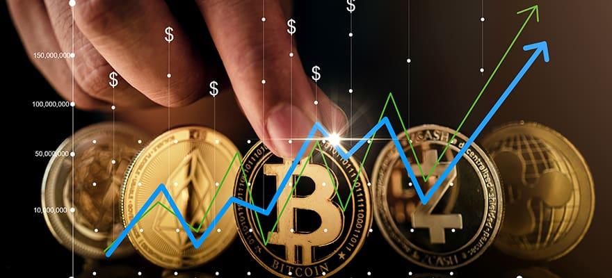 crypto space - بازار ارائه ی خدمات معاملات رمزنگاری روند رو به رشدی دارد