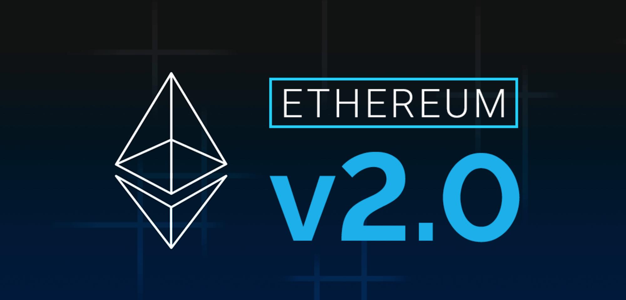 ethereum 2 0 header - تیم توسعه دهنده ی اتریوم 2.0 از انتشار نسخه ی v1.0.0 خبر داد!