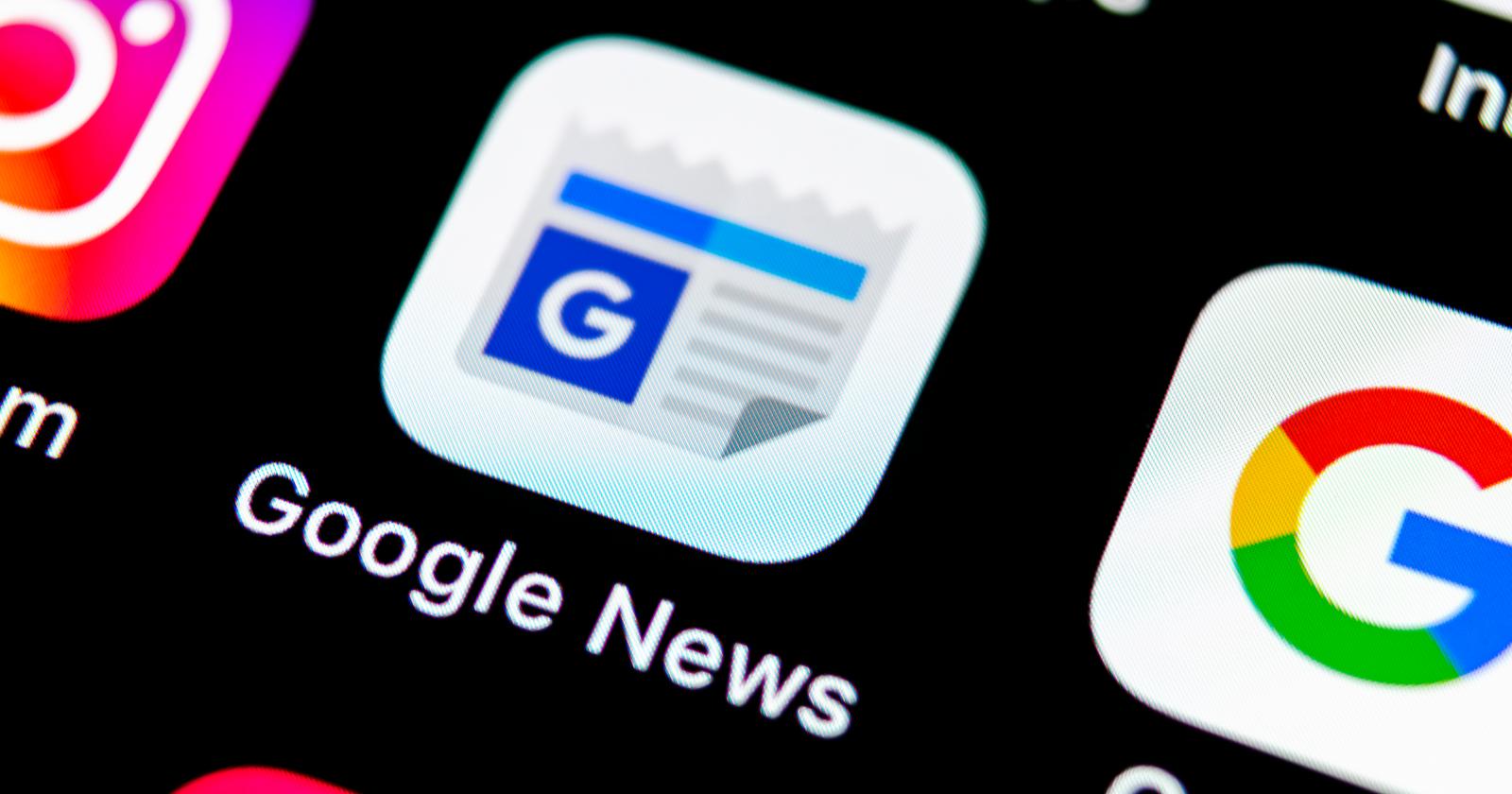"google news - راه اندازی محصول جدید گوگل، ""News Showcase"" با تعهد مالی 1 میلیارد دلاری"
