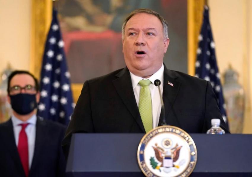 photo 2020 10 07 21.57.04 - دونالد ترامپ قصد دارد کل سیستم مالی ایران را تحریم کند
