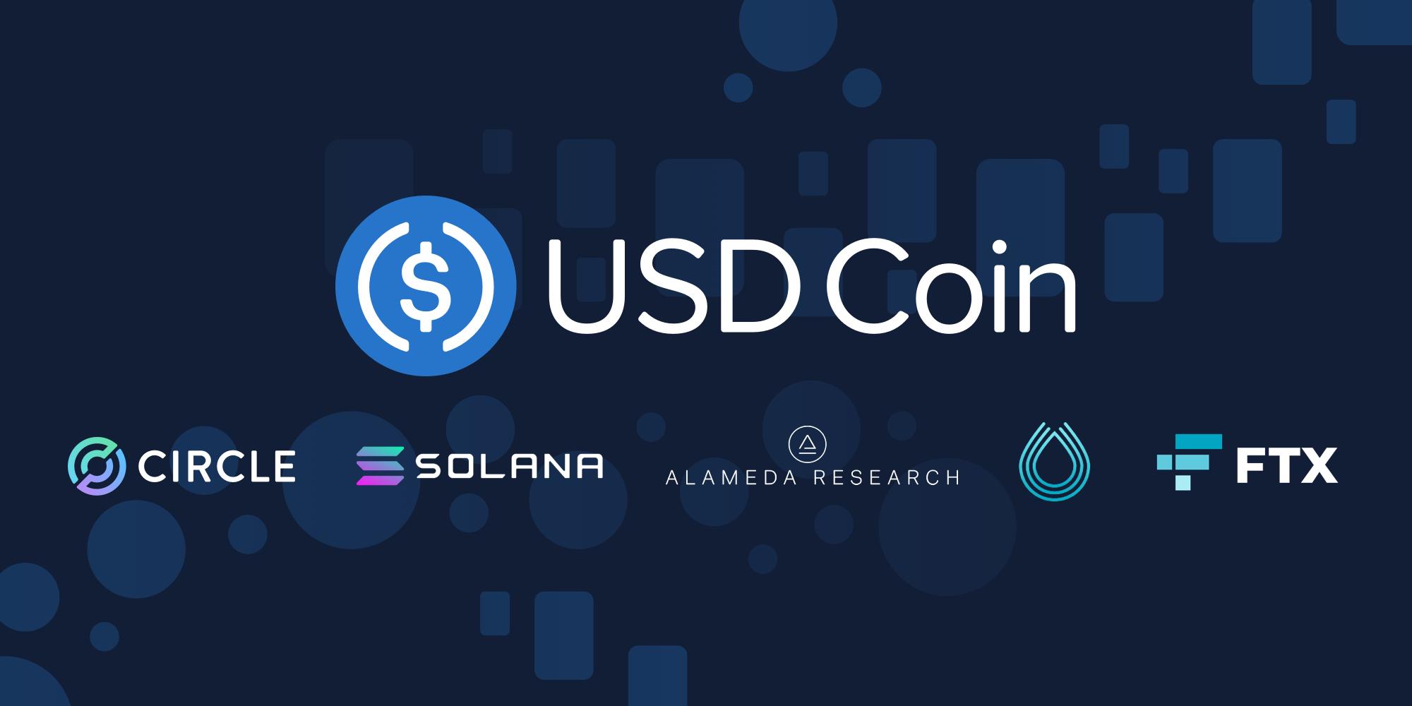 usdc ftx alameda - Solana به چهارمین شبکه ی بلاک چینی تبدیل می شود که از استیبل کوین USDC پشتیبانی می کند!