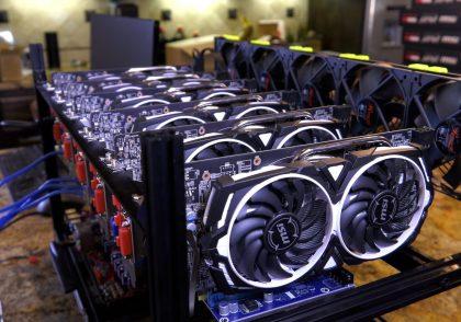 Cryptocurrency Mining 420x294 - آموزش ارز دیجیتال